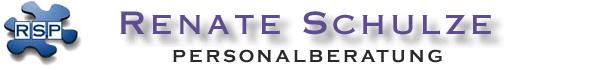 RSP RENATE SCHULZE Personalberatung GmbH + Co. KG